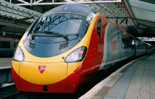 we offer a railway transfer service